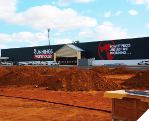 New Bunnings Project