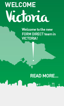 Welcome Victoria Branch of Form Direct!