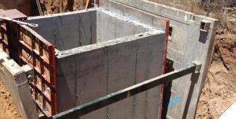 Steel-Ply Modular Formwork System